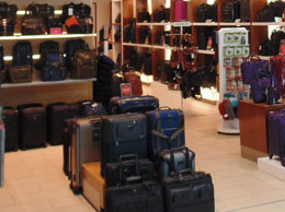 Luggage Shops