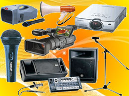Audio Video Equipment Dealers